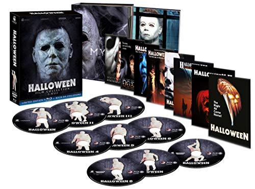 Halloween- Film Collection (9 Blu-ray) (Collectors Edition) (9 Blu Ray) Italian - £57.37 @ Amazon Italy