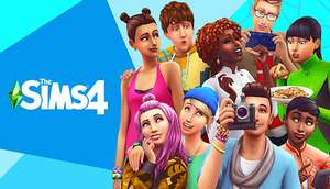 The Sims 4 Digital Deluxe Edition £5.39 at Steam Store
