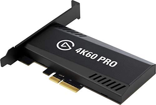 Elgato 4K60 Pro MK.2 PCIe Capture Card, 4K 60 HDR10 Capture Card £144.99 at Amazon
