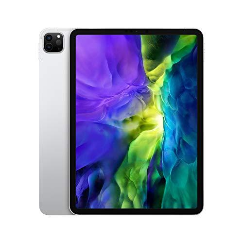 Apple iPad Pro (11-inch, Wi-Fi, 128GB) - Silver (2nd Generation) £706.70 @ Amazon