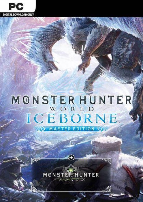 MONSTER HUNTER WORLD: Iceborne Master Edition PC £25.59 at CDKeys
