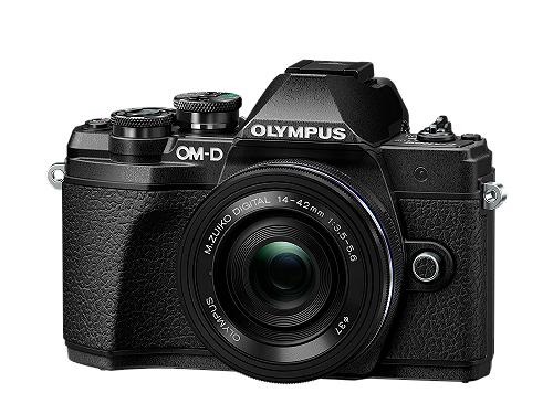 Olympus E-M10 III 16MP Micro 4/3rds mirrorless camera, plus Digital 45mm Lens & 64GB SDXC card bundle - £449 delivered w/code @ Olympus