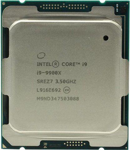 Intel® i9-9900X X-series 10 cores / 20 threads 4.4ghz CPU £280 @ CeX