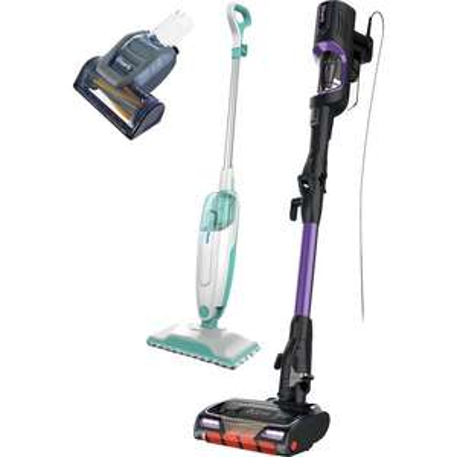 Shark HZ500S1000UK Upright Vacuum & Steam Mop Bundle £199 @ AO