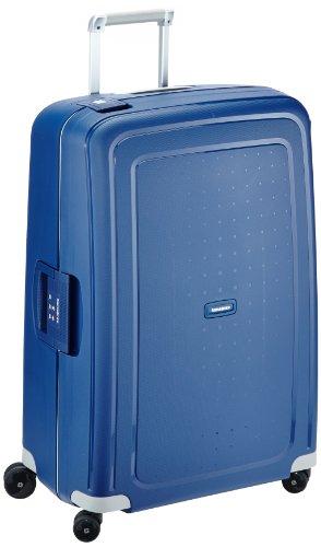 Samsonite S'Cure - Spinner L Suitcase, 75 cm, 102 Litre, Dark Blue - £87 @ Amazon