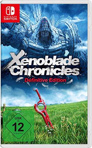 Xenoblade Chronicles Definitive Edition - Nintendo Switch £26.98 @ Amazon Germany