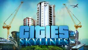 Cities Skylines Delux for PC £4. Standard version £3.49 at CD Keys