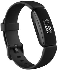 Fitbit Inspire 2 Health & Fitness Tracker with a Free 1-Year Fitbit Premium Trial - Black & Desert Rose £74.99 @ Amazon