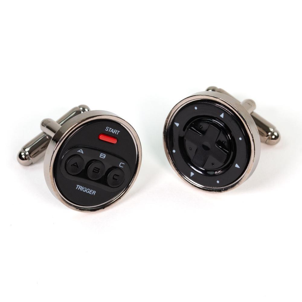 SEGA Megadrive Cufflinks - £3.90 / £5.90 delivered @ Sega Shop UK