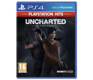 Uncharted: The Lost Legacy £6.99 (Free Click & Collect) @ Argos