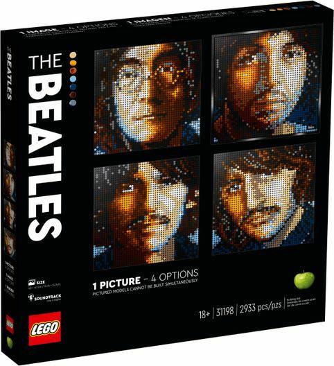 LEGO Art 31198 The Beatles £76 (Free Click & Collect) @ Argos
