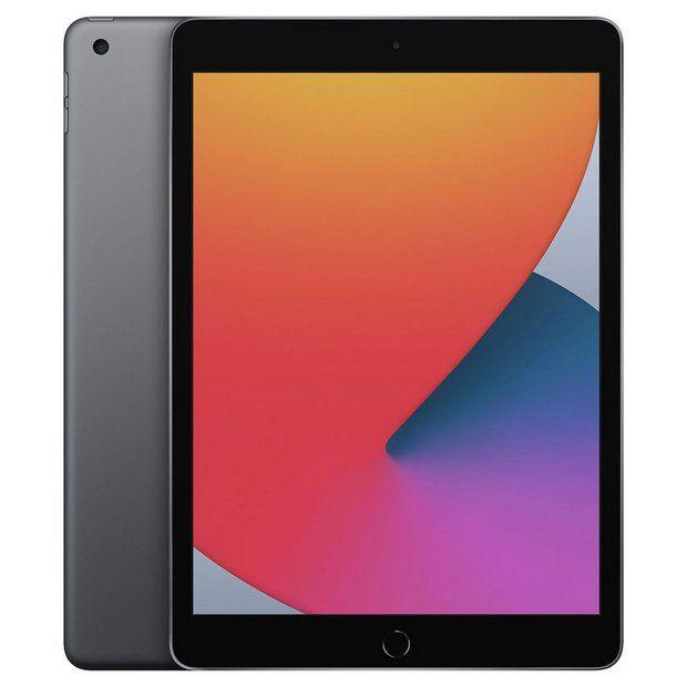 "APPLE 10.2"" iPad (2020) 32GB Space Grey £279 @ Currys / eBay"
