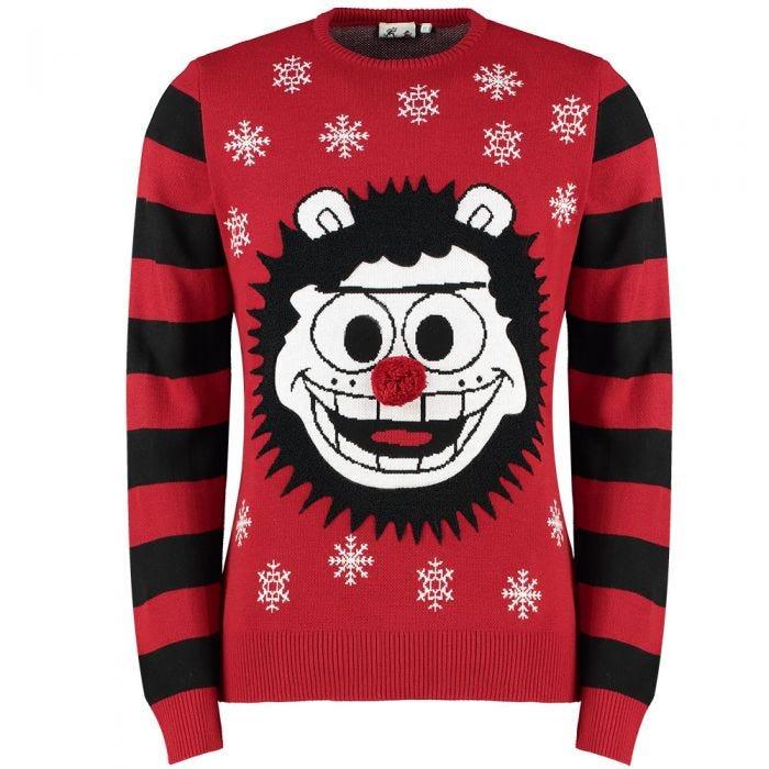 Beano Gnasher Christmas jumper - £9.99 (+£3.99 Postage) @ Beano Shop