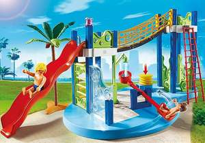 Playmobil Water Park Play Area 6670 - £13.50 / £17 delivered + 15% off with newsletter sign up @ Playmobil Shop