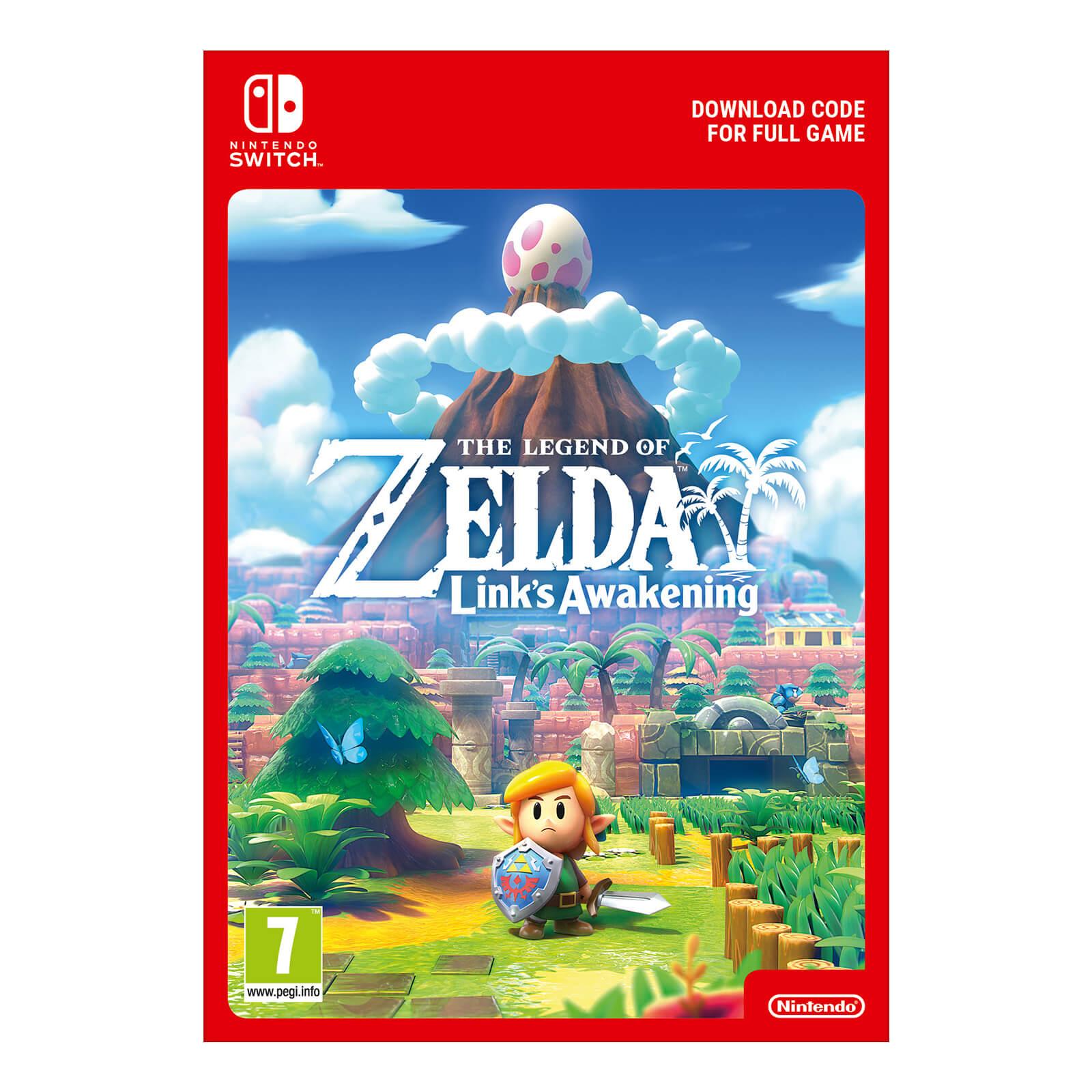 The Legend of Zelda: Link's Awakening - Digital Download £33.29 delivered @ Nintendo Official UK