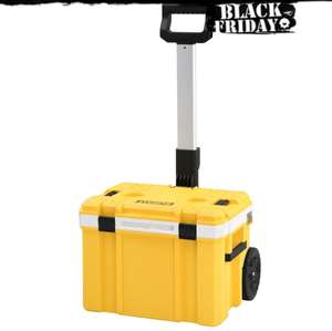 Dewalt TSTAK trolley with cooler tool box - £59.50 delivered @ Power Tool World
