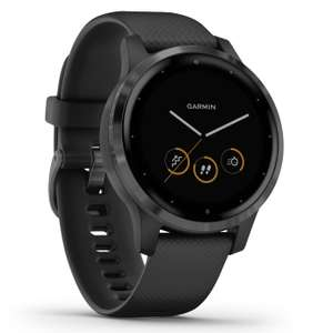 Garmin Vivoactive 4 Black £229.99 @ Argos (free click & collect)