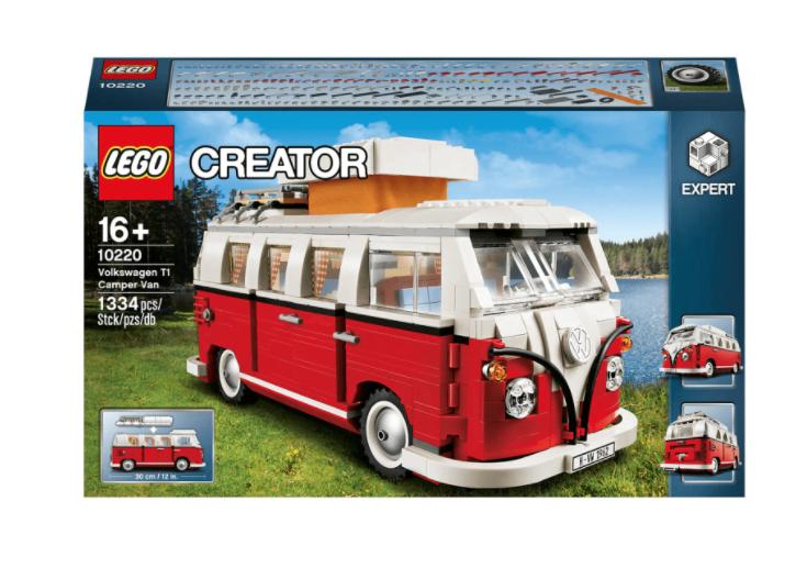 Lego Volkswagen T1 Camper Van 10220 £67.99 @ Lego shop