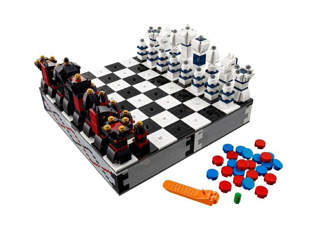 LEGO® Iconic Chess Set £36.79 @ LEGO (£3.95 P&P)