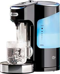 Breville HotCup Hot Water Dispenser with 3 KW Fast Boil and Variable Dispense, 2.0 Litre, Gloss Black £37.99 @Amazon