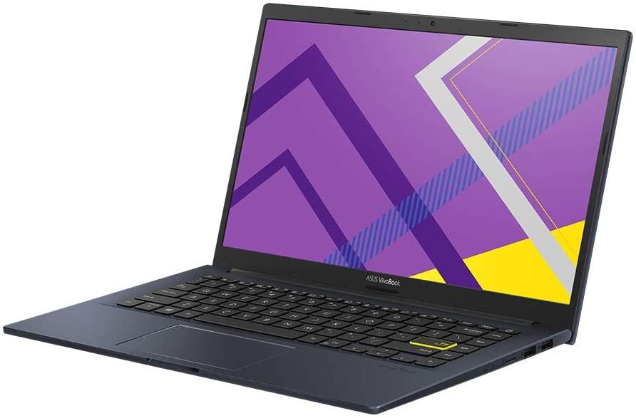 ASUS VivoBook M413 Full HD 14 Inch Laptop (AMD Ryzen 5, 8GB RAM, 512 GB M.2 NVMe PCIe SSD, Win 10 Home),USB 3.2 Type-C port - £429 @ Amazon