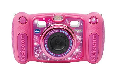 Vtech Kidizoom Duo 5.0mp Camera - Pink £31.39 @ Amazon