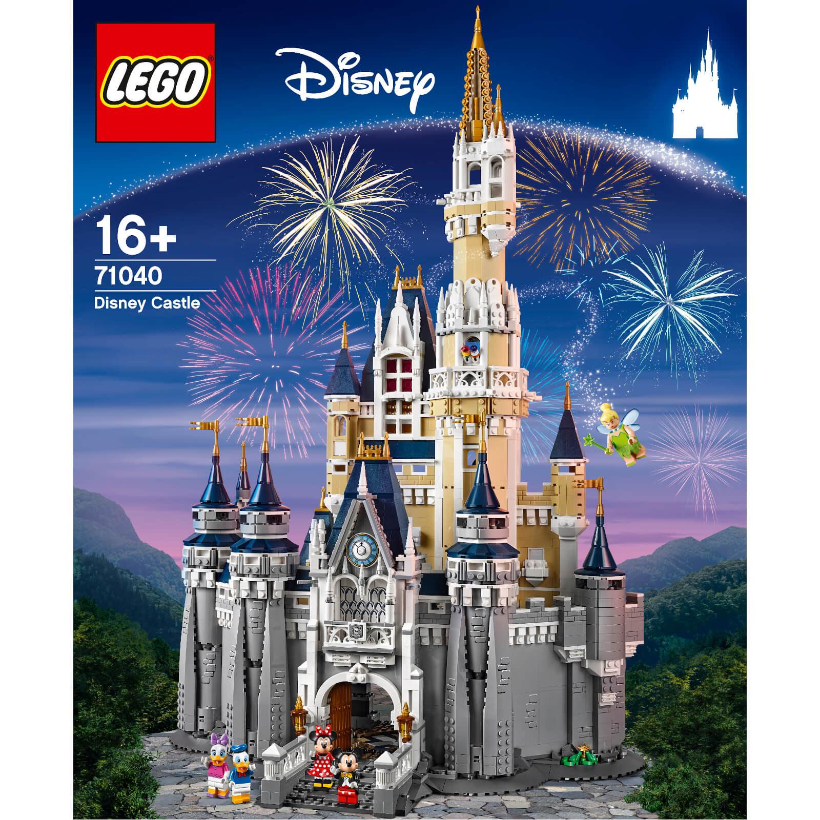 Lego Disney Castle 71040 £239.99 +£1.99 @ Zavvi