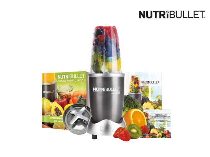 Nutribullet 600 Series Starter Kit at Lidl for £34.99