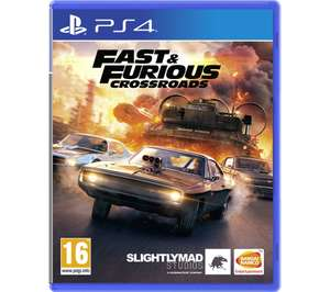 Fast and Furious: Crossroads Xbox & PS4 - £16.99 Delivered @Currys