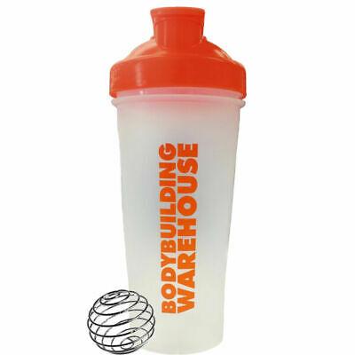 Bodybuilding Warehouse Protein Shaker - 700ml £1.99 Delivered @ bodybuildingwarehouse / eBay