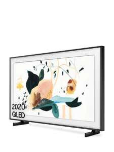 Samsung The Frame (2020) QLED Art Mode TV with No-Gap Wall Mount, 43 inch £699 and free soundbar worth £299 John Lewis & Partners