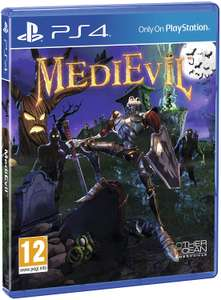 MediEvil (PS4) for £12.97 delivered @ Currys PC World