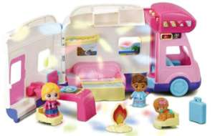 Vtech Toot Toot Friends Moonlight Campervan - £18.69 (+£4.49 Non Prime) @ Amazon