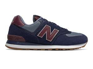 Mens New Balance 574 Super core Trainers Now £36 with code (4 colours) - Free delivery @ New Balance