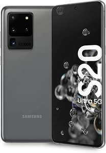 Samsung Galaxy S20 Ultra 5G 128GB Unlimited Data O2 £50 PM / 24 months @ mobile phones direct