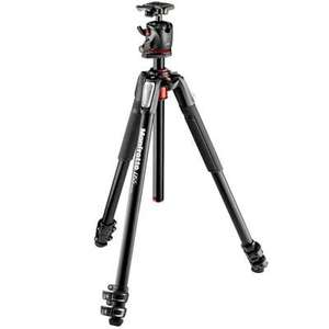 Manfrotto MK055XPRO3 Tripod and XPRO Ball Head with 200PL Plate £186.75 with code @ Wex Photo Video