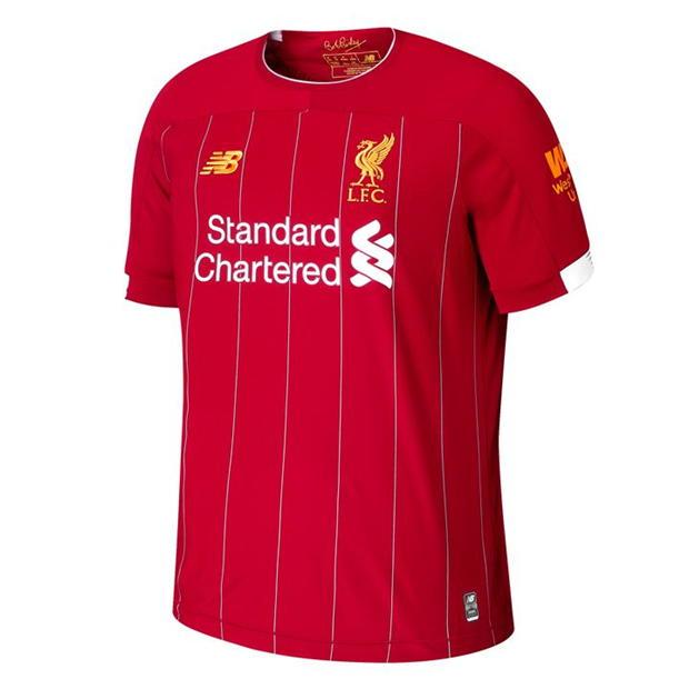 LFC Home Shirt 2019/20 £19.99 @ Sports Direct (£4.99 Postage)