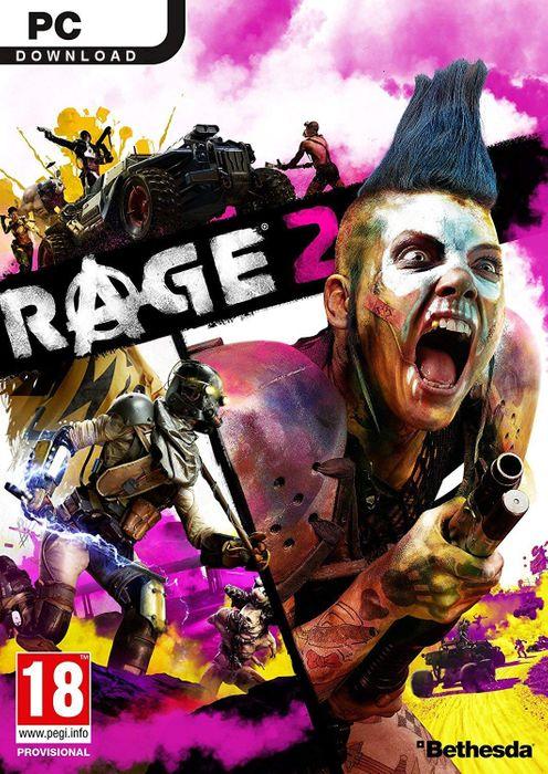Rage 2 (EMEA) | PC | Via Bethesda launcher | - £3.79 @ CDKeys