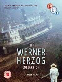 The Werner Herzog Collection (Blu-ray Box Set) £27.49 delivered at BFI