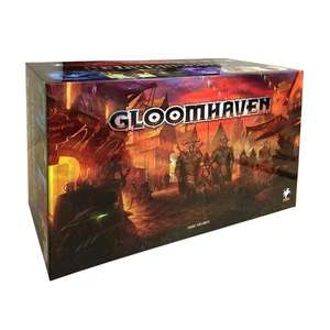 Gloomhaven Board Game £81 @ Squizzas (At checkout)