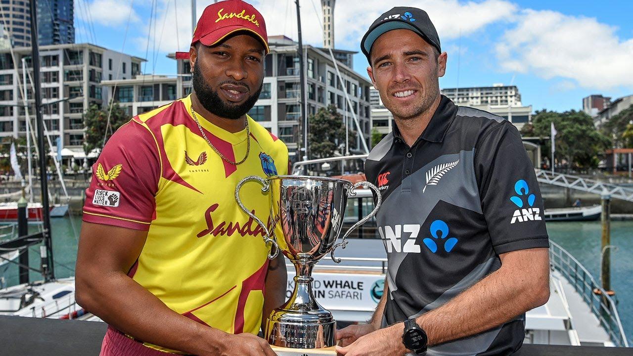 New Zealand v West Indies Live Twenty20 Cricket