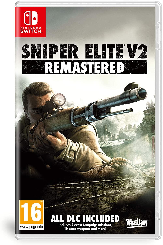 Sniper Elite V2 Remasterd // Sniper Elite III - £11.99 Delivered using code at Studio