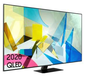 Samsung TV Q80T 65 inch 4K with a free Samsung S60T sound bar - £1,299 @ Spatial Online