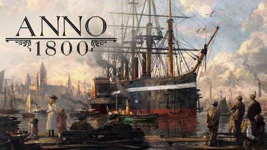 Anno 1800 - Standard Edition + Mystery Steam game code - £10.99 @ Fanatical