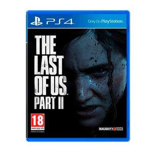 Tesco in store Black Friday PS4 Game deals - The last of us part 2 - £25 / Ghosts of Tsushima - £34 / Spider-Man - £15 (found Beverley)