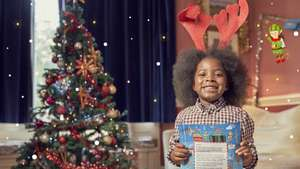 Free Lettter from Santa at NSPCC ( £5 suggested donation per letter)