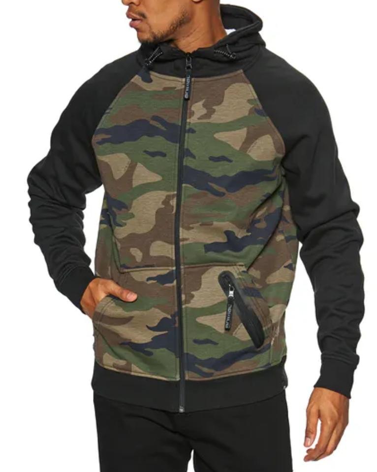 Men's Animal Harajuku Fleece Jacket Now £21.51 Free delivery @ Animal