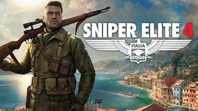 Steam Sniper Elite 4 £5.95 at Fanatical