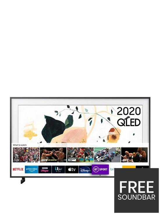 Samsung The Frame (2020) QLED 55 inch, FREE SOUNDBAR. £999 @ Very