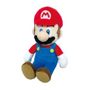Various Nintendo Plush Soft Toys reduced - from £11.99 + £1.99 delivery at Nintendo Store